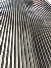 CORRUGATED RUBBER MATTING 3mm thick